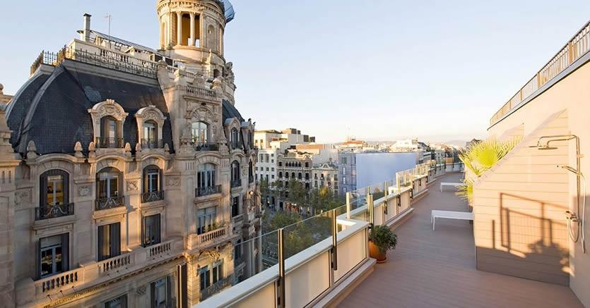 Tico en paseo de gracia barcelona piso bcn - Atico eixample barcelona ...