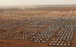 arquitectura para campos de refugiados