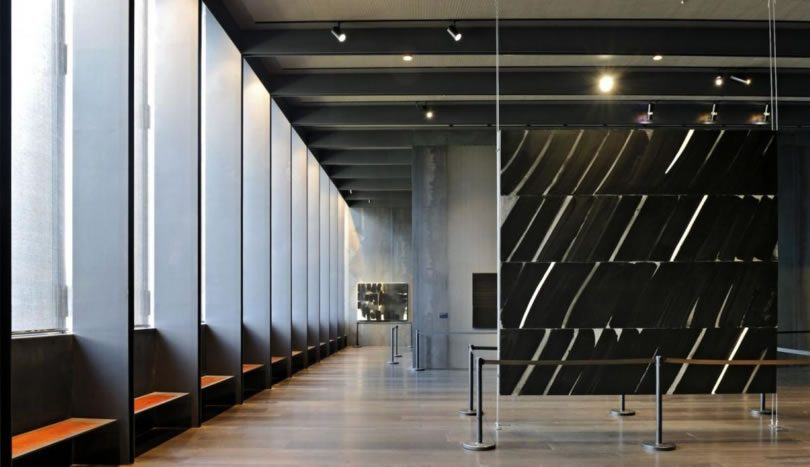 Interior Museo Soulages