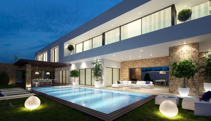 Aumentan las ventas de viviendas de lujo piso bcn for Viviendas lujo madrid