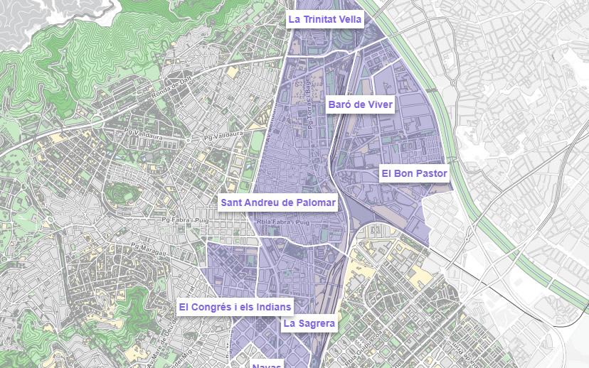 barrios sant andreu