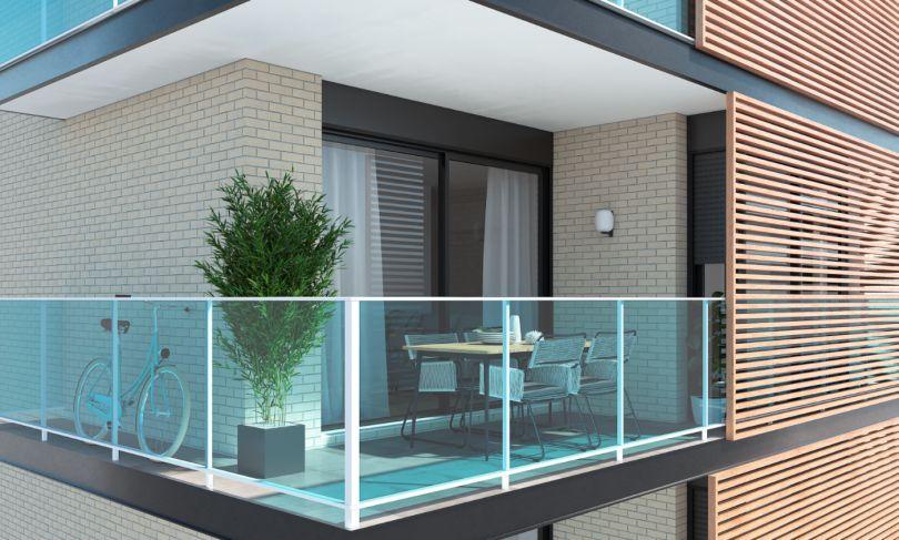 vivienda de obra nueva con piscina en sant cugat