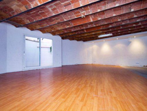 piso con local en sant antoni