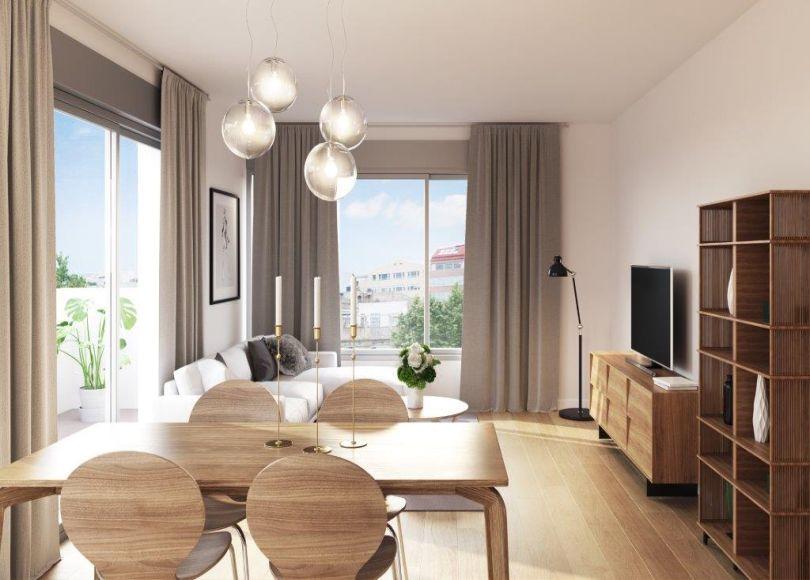 viviendas de obra nueva de la promoción innova