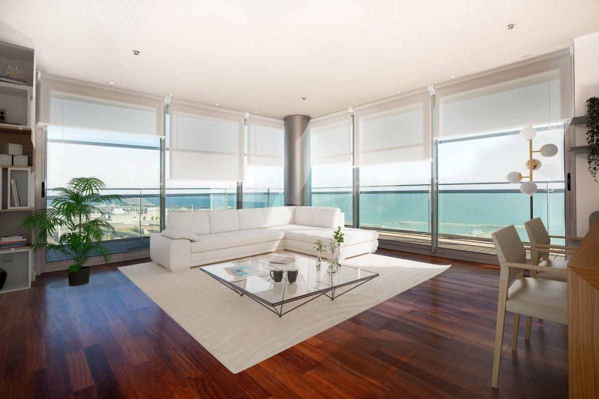 piso de obra nueva junto a playas de barcelona