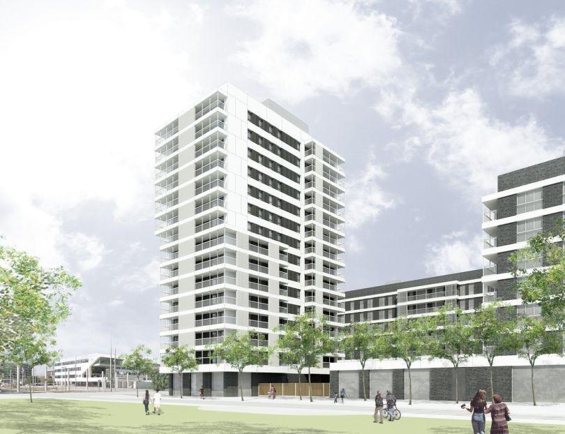 pisos de obra nueva con piscina comunitaria