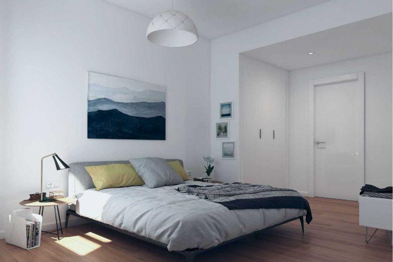 vivienda de obra nueva en residencial ernest lluch