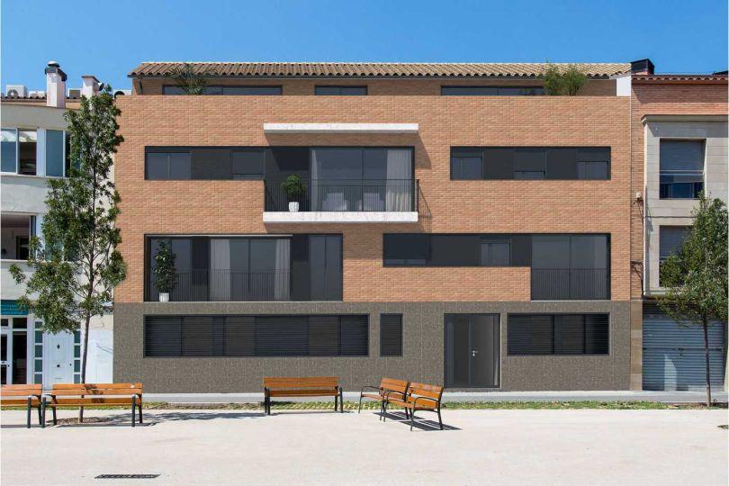 pisos de obra nueva con piscina en sabadell