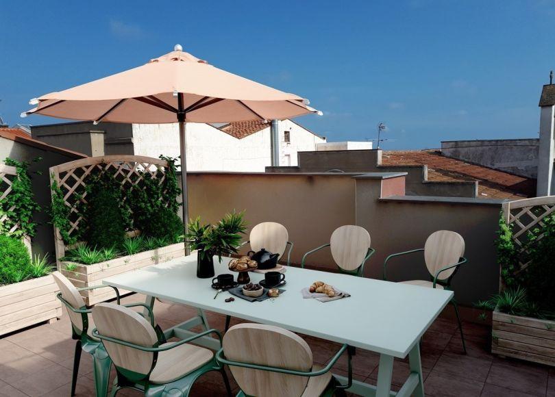 vivienda a estrenar en Mataró