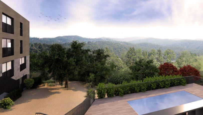 pisos de lujo en sant cugat del valles