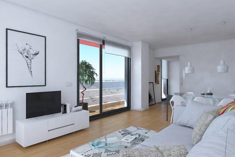 pisos de obra nueva en La Marina del Prat Vermell