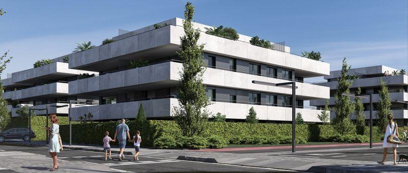 pisos de obra nueva en sitges