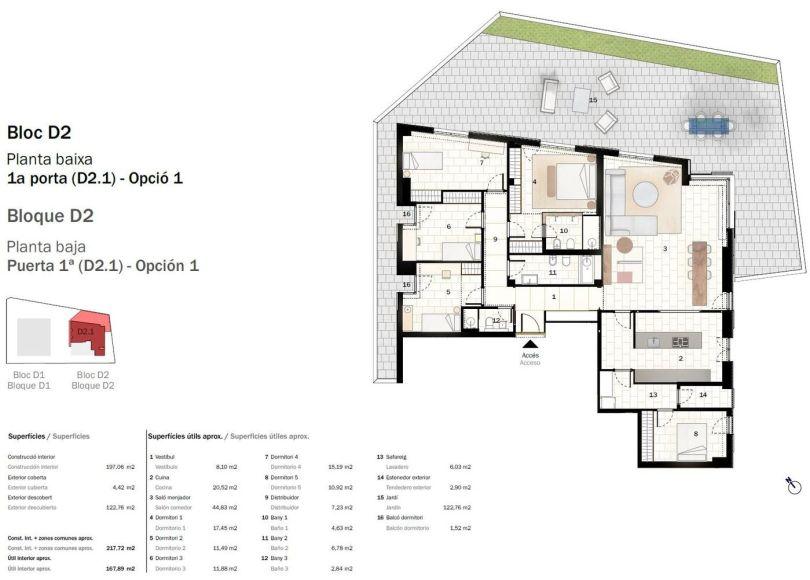 viviendas de obra nueva bell sarria