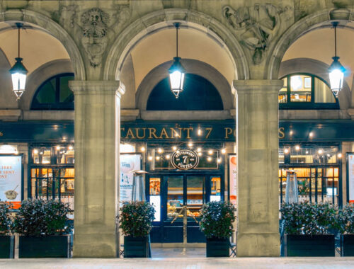 Restaurante 7 portes