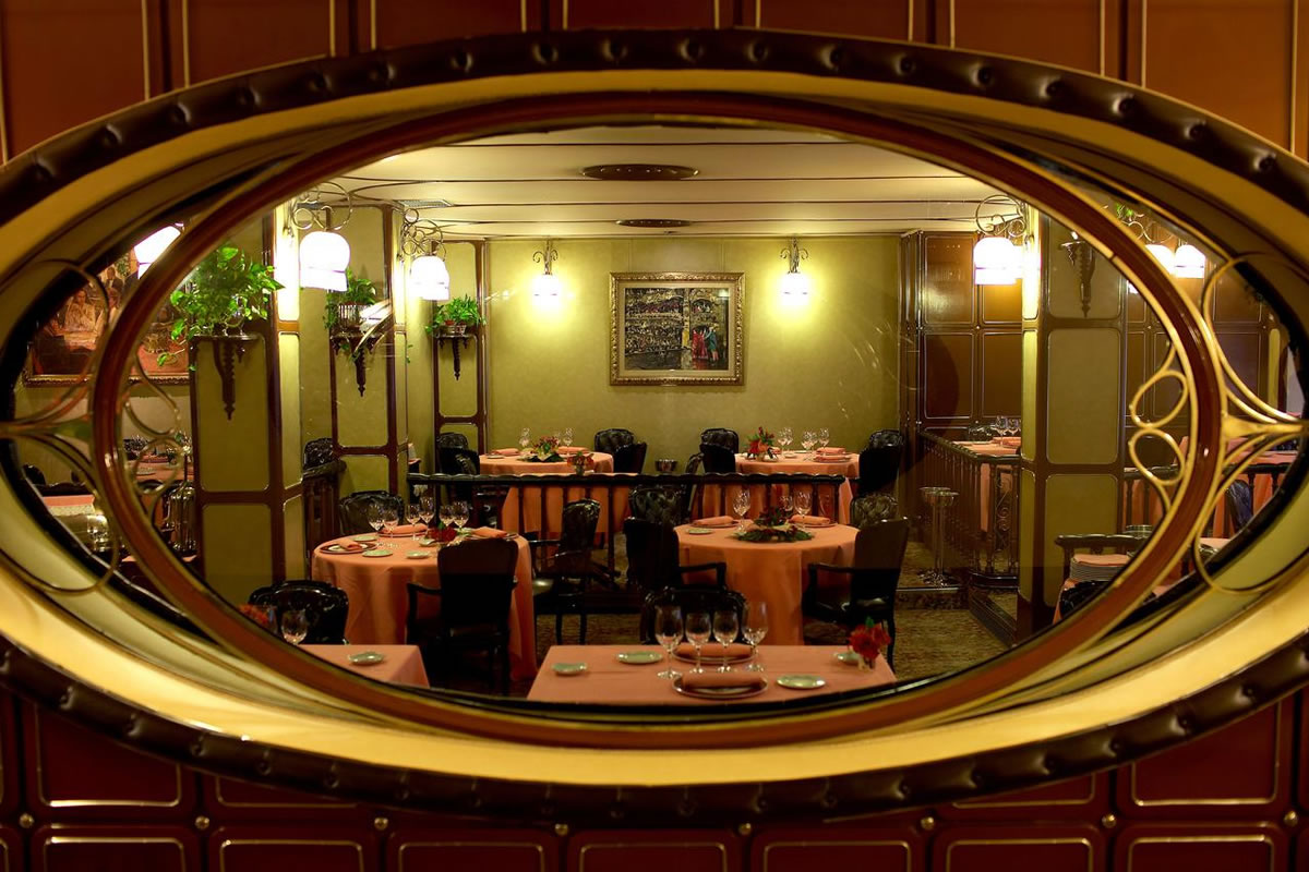 Restaurante Via Veneto Barcelona