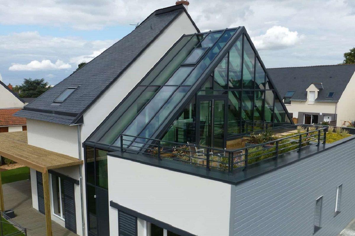 casa eficiente energéticamente