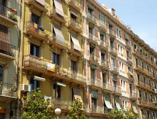 cuál es la mejor orientación de un piso en Barcelona
