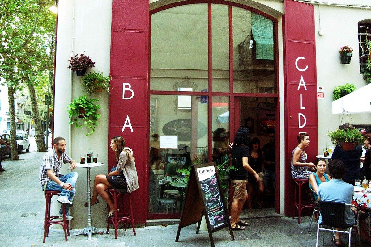 restaurantes en el barrio de Sant Antoni